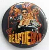 Beastie Boys - 'Sabotage' 32mm Badge